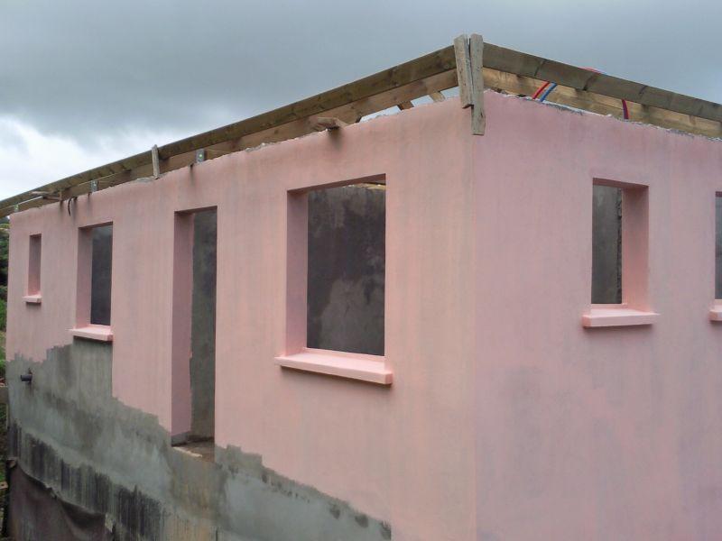 Peinture construction de notre cocon familial en martinique la villa de genan - Nouveau peinture maison ...
